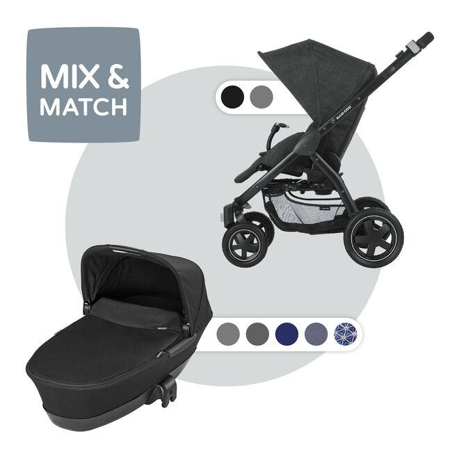 Maxi-Cosi Stella compleet - Nomad Black