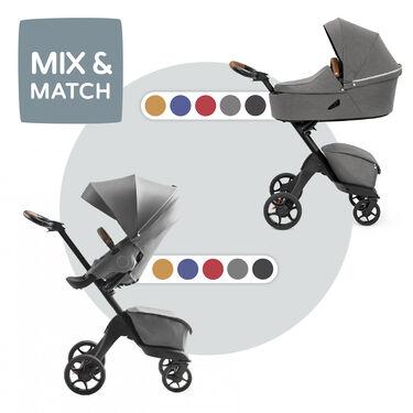 Stokke Xplory X compleet - Modern Grey