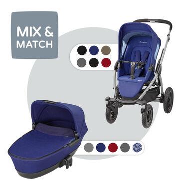 Maxi-Cosi Mura Plus 4 compleet - Blue