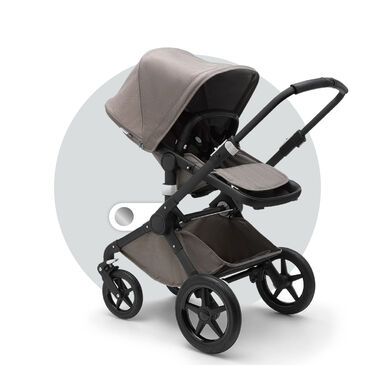 Bugaboo Fox Mineral compleet - Taupebrown
