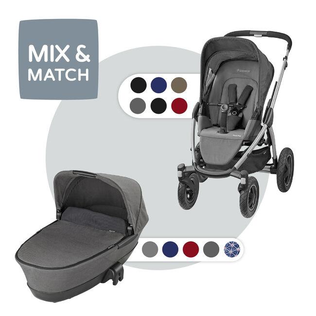 Maxi-Cosi Mura Plus 4 compleet - Grey