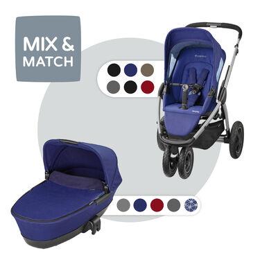 Maxi-Cosi Mura Plus 3 compleet - Blue