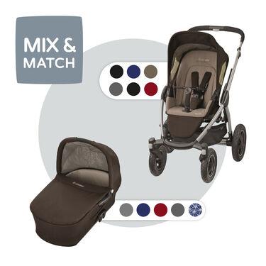 Maxi-Cosi Mura Plus 4 compleet - Brown Earth