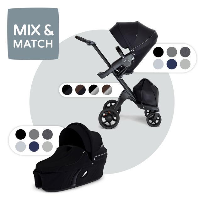 Stokke® Xplory® V6 compleet - Black
