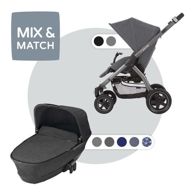 Maxi-Cosi Stella compleet - Sparkling Grey