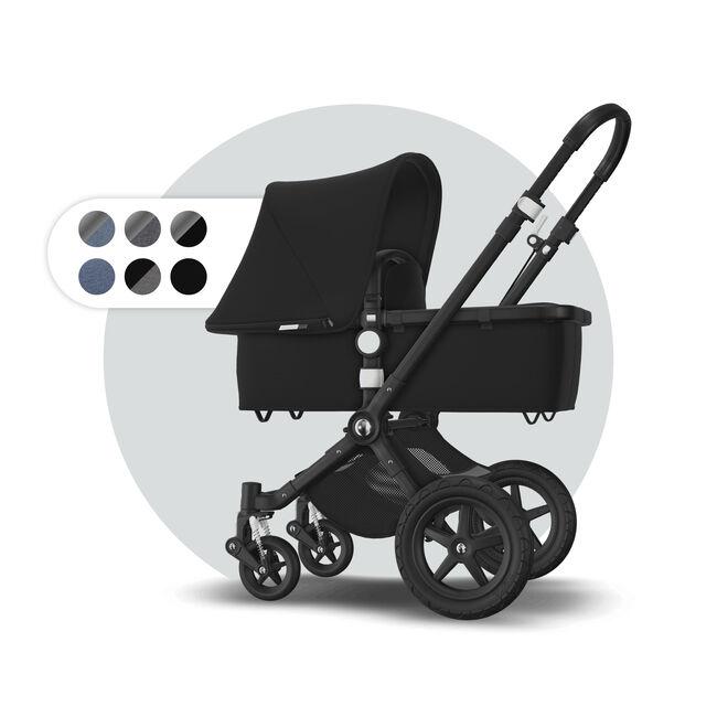 Bugaboo Cameleon 3 Plus compleet - Zwart Zwart