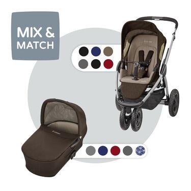 Maxi-Cosi Mura Plus 3 compleet - Brown Earth