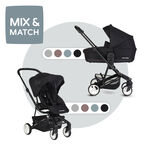 Easywalker Charley compleet - Night Black