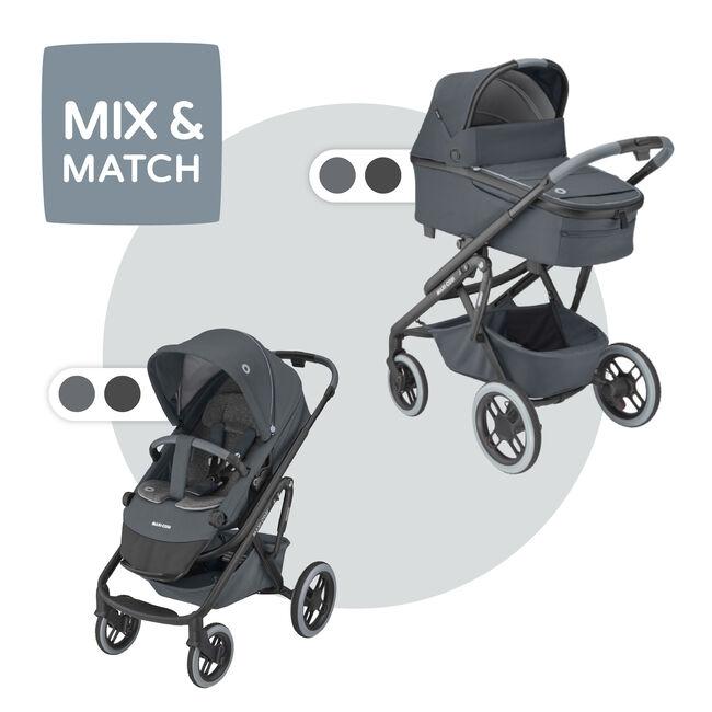 Maxi-Cosi Lila XP compleet - Essential Graphite