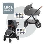 Maxi-Cosi Adorra met Jade reiswieg - Sparkling Grey