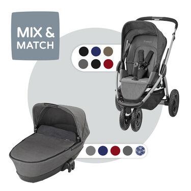Maxi-Cosi Mura Plus 3 compleet - Grey