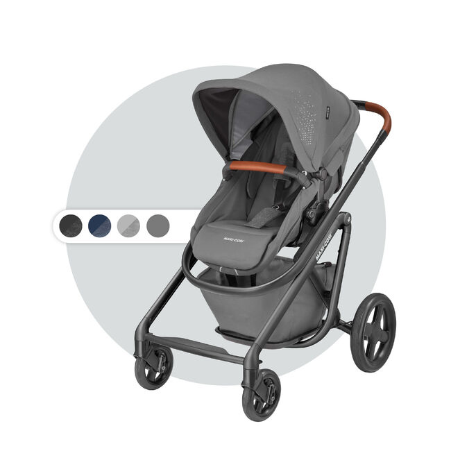 Maxi-Cosi Lila compleet - Sparkling Grey