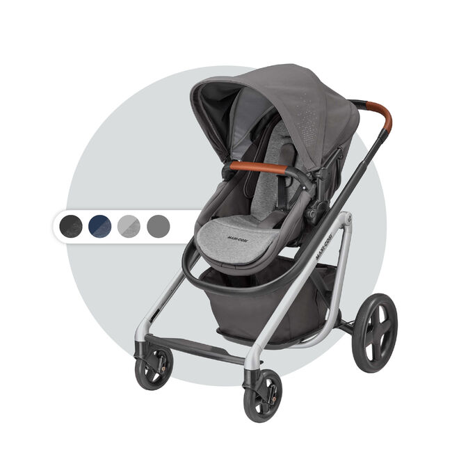 Maxi-Cosi Lila compleet - Nomad Grey