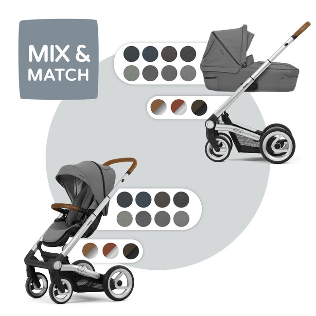Mutsy Icon compleet - Granite (Balance)