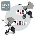 Stokke Xplory V6_2 compleet - Brushed Grey