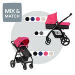 Topmark Combi compleet - Pink