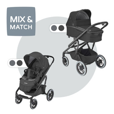 Maxi-Cosi Lila XP compleet - Essential Black