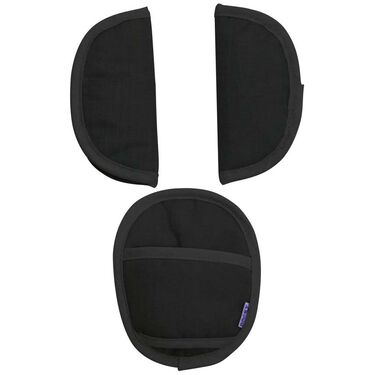 Dooky universele pads - Black