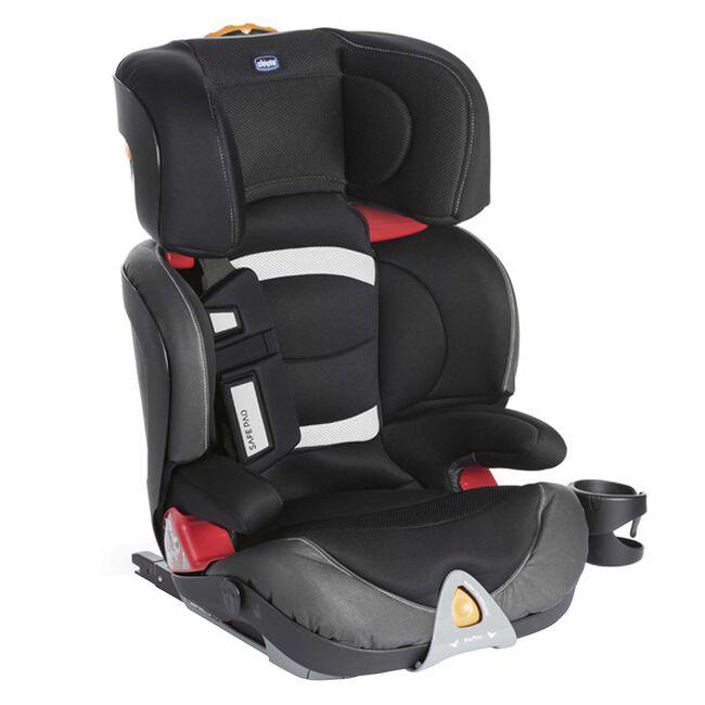 Chicco Oasys 2/3 Fixplus Evo autostoel - Jet Black