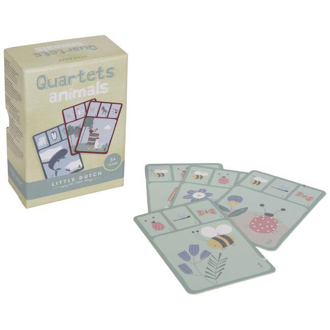 Little Dutch kwartet dieren - Multi
