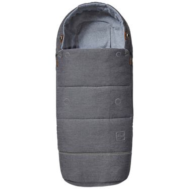Joolz voetenzak universeel - Radiant Grey