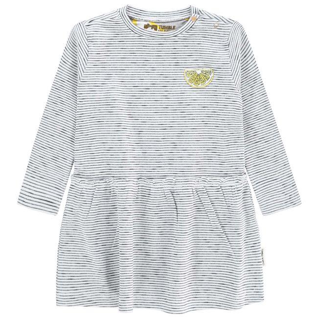 Tumble 'N Dry peuter meisjes jurk - Off-White