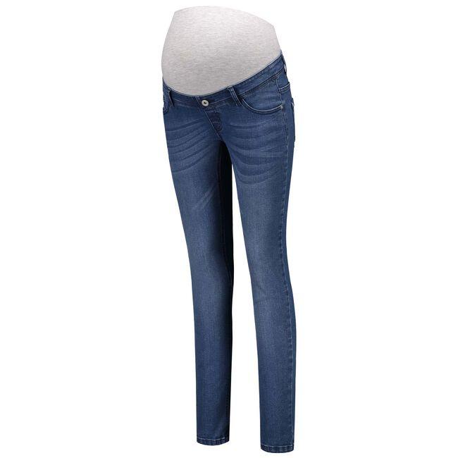 Prenatal zwangerschaps jeans - Mid Blue Denim