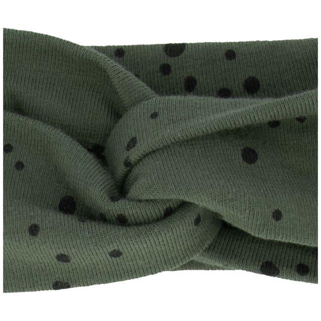 Prénatal meisjes haarband - Olivegreen