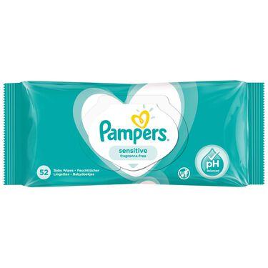 Pampers babydoekjes Sensitive los -