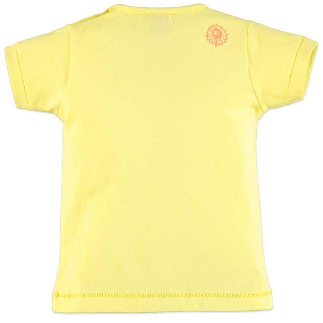 Babyface peuter meisjes T-shirt - Yellow