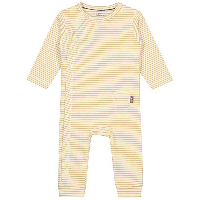 Prenatal newborn unisex 1-delig pak - Ivoor Wit