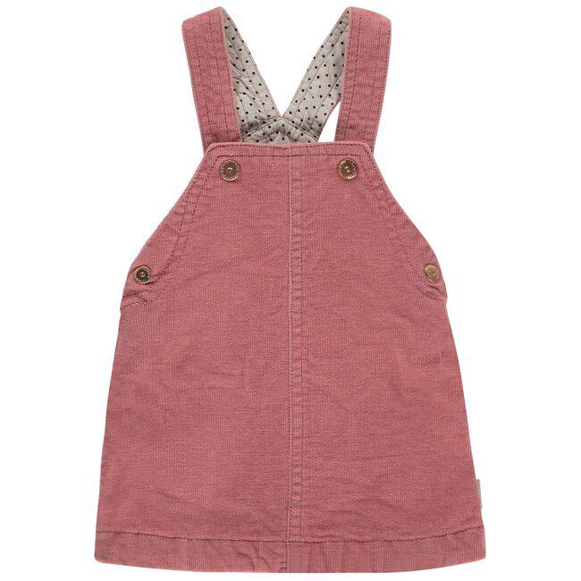 Noppies meisjes jurk - Mid Pink