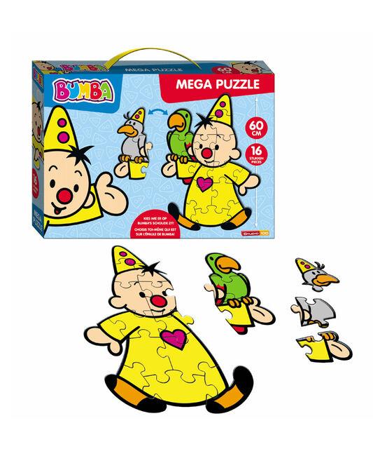 Bumba mega puzzel - Multi