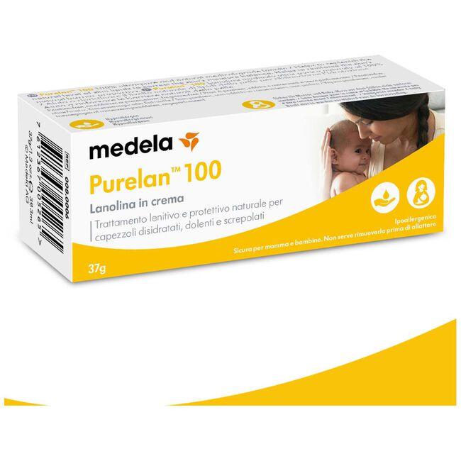 Medela Purelan tepelzalf 37 gr - Yellow