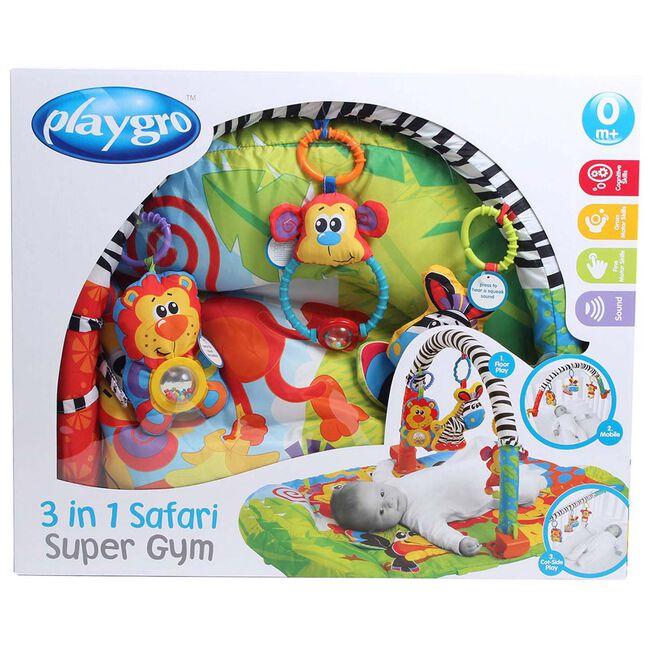 Playgro 5-in-1 Safari gym -