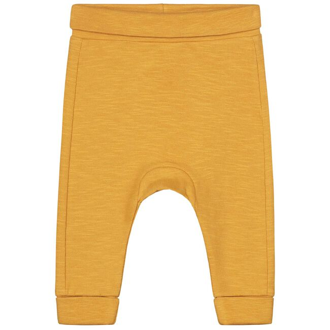 Prenatal newborn unisex broek - Darkyellow