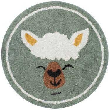 Prénatal vloerkleed lama -