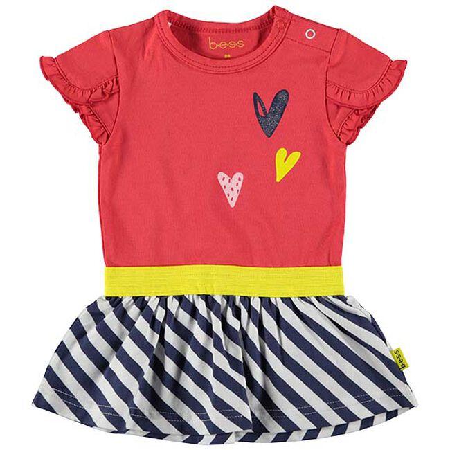 Bess baby meisjes jurk - Red