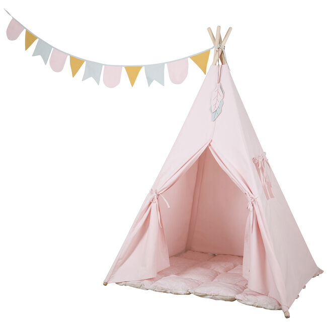 Little Dutch wigwam tipitent roze - Pink