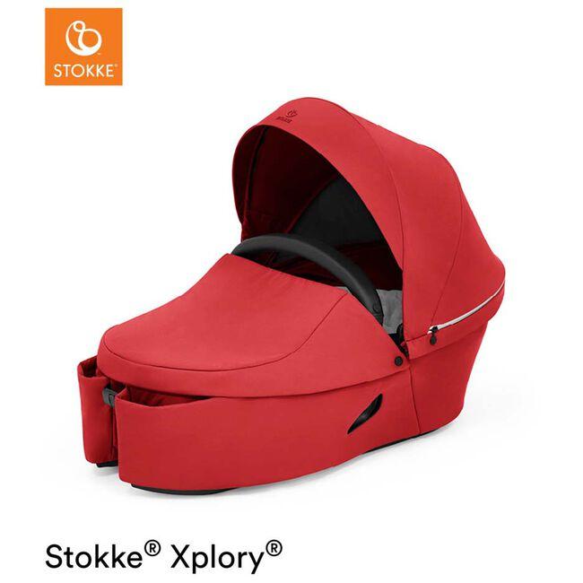 Stokke Xplory X reiswieg - Ruby Red