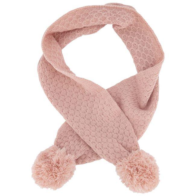Prenatal baby meisjes sjaal - Dark Sugar Pink