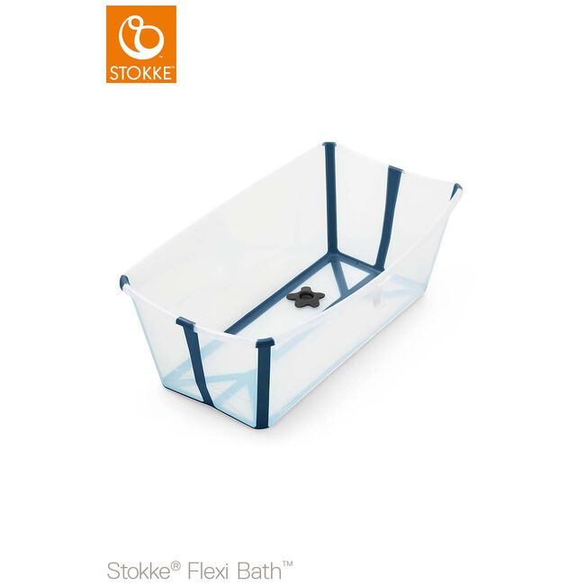 Stokke Flexi Bath - Blue