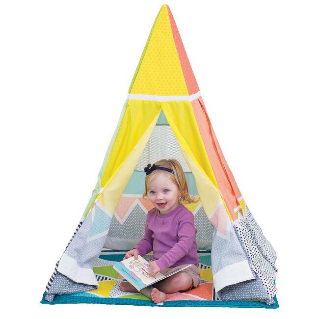 Infantino Grow with me Playtime Teepee Gym - Multi