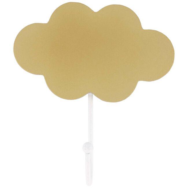 Prénatal haakje wolk - Gold