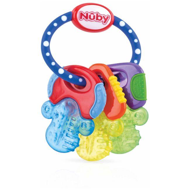 Nuby koelbijtring sleutels - Geen Kleurcode
