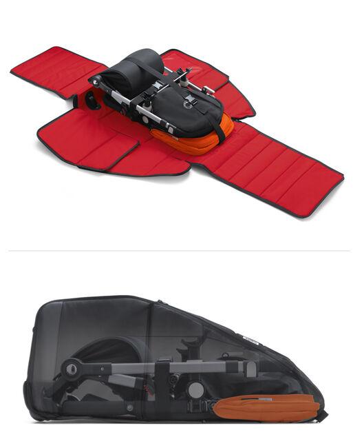 Spiksplinternieuw Bugaboo Comfort transporttas UZ-81