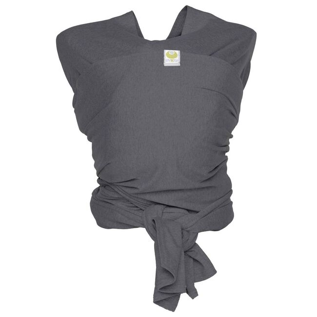 ByKay Stretchy Wrap Deluxe draagdoek - Antracite
