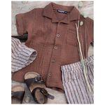 Sweet Petit peuter blouse Evan -