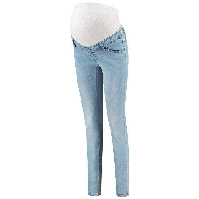 Prenatal zwangerschapsjeans - Light Blue Denim