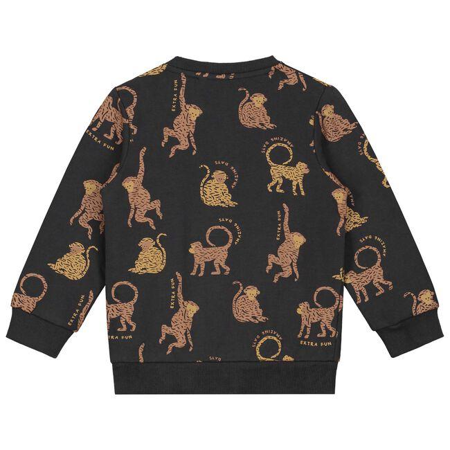 Prenatal baby jongens sweater -